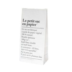 Le Petit Sac en Papier The small Paperbag Villa Madelief