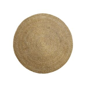 Round carpet Bloomingville seagrass Villa Madelief