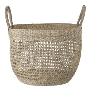 Bloomingville basket seagrass Villa Madelief