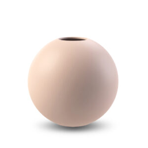 Pink ball vase Cooee Design 8 cm