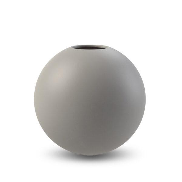 Cooee ball vase grey 8 cm