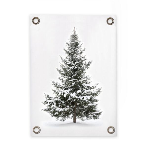 outdoor poster pine tree villa madelief