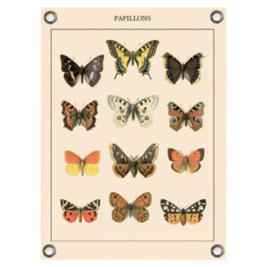 Butterfly garden poster sipp outdoor villa madelief