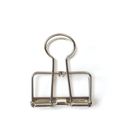 Paper clip zinc 3 cm Villa Madelief