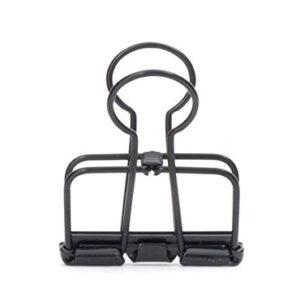 binder clip black 3cm Villa Madelief