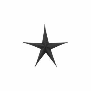 Black stars House Doctor Villa Madelief