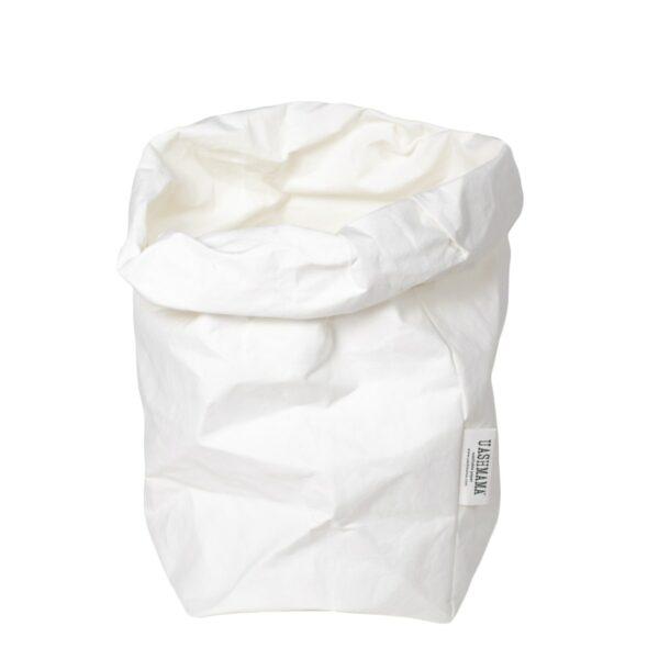 Uashmama paperbag white extra large villa madelief