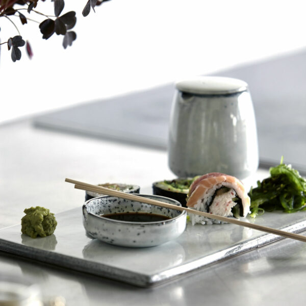 Rustic sushi plate House Doctor
