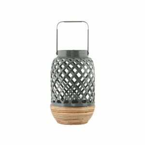 House Doctor lantern Breeze grey Villa Madelief