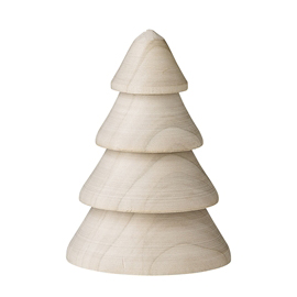 wooden christmas tree bloomingville