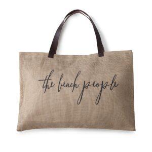 The Beach People beach bag