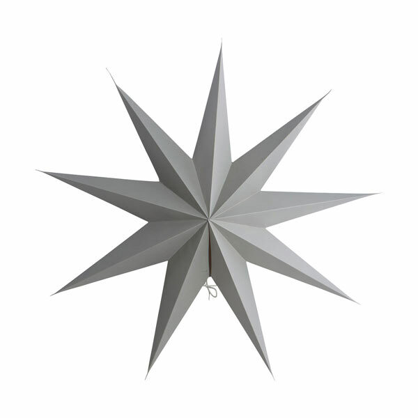 paper star grey house doctor