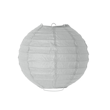 Lantern grey Bloomingville 20 cm