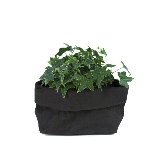 Uashmama paperbag black villa madelief