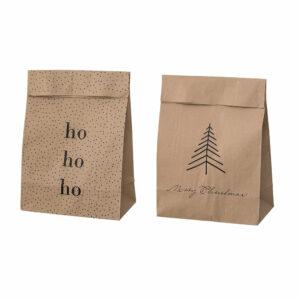 kraft paper bags Bloomingville