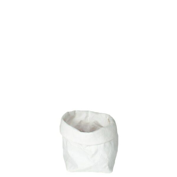 Uashmama paperbag white piccolo villa madelief