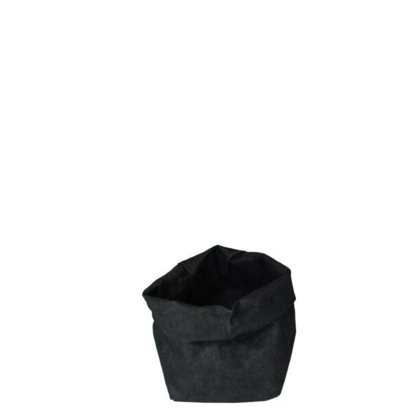 Uashmama paperbag black piccolo villa madelief