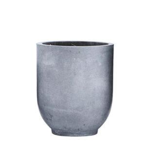 Flowerpot concrete House Doctor medium