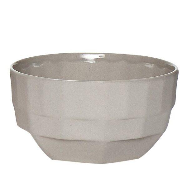bowl pastel hubsch light grey