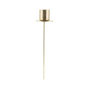House Doctor candle stand basic gold