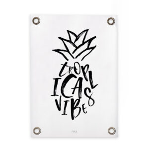 Tropical Vibes outdoor poster FIKA Living