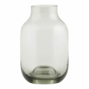 House Doctor vase shaped grey small