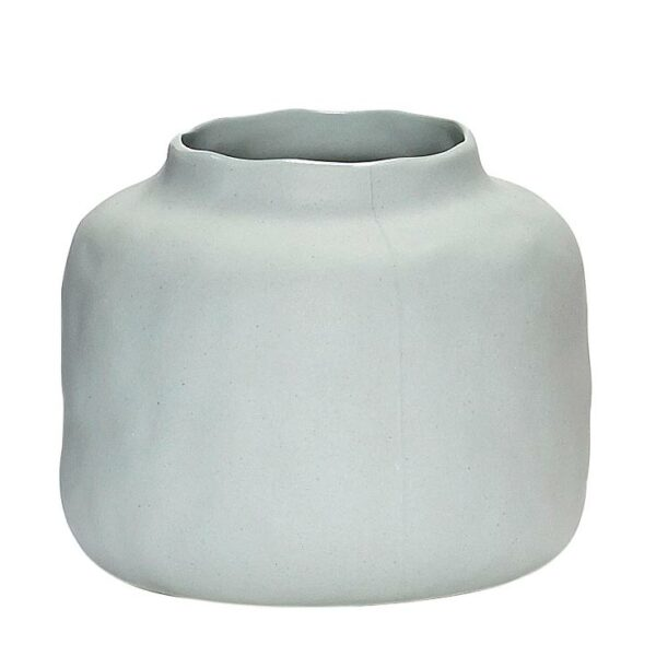 vase pastel hubsch light green