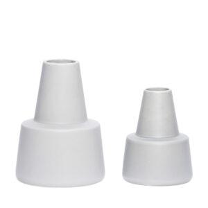 Vases grey Hübsch