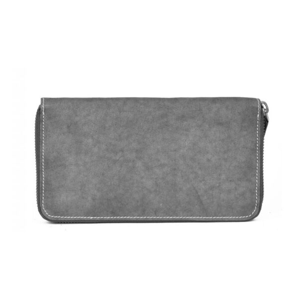 Uashmama wallet Vita dark grey villa madelief