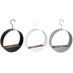 Trendy bird feeder round