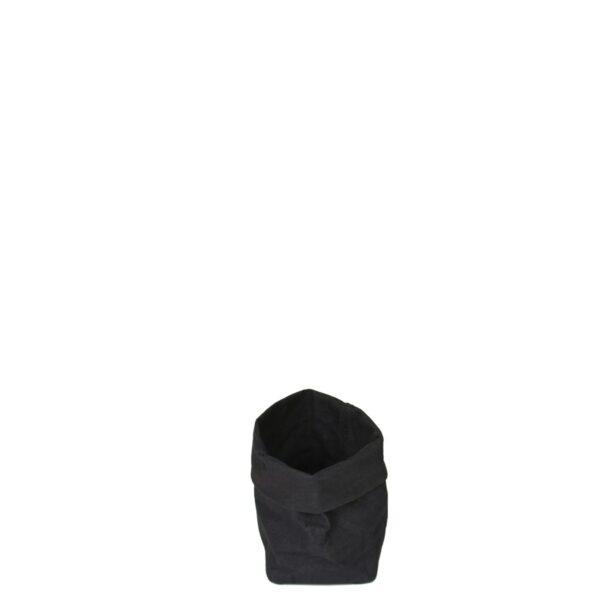 Uashmama paperbag black xsmall villa madelief
