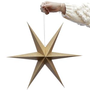 ster goud set van 2 Villa Madelief