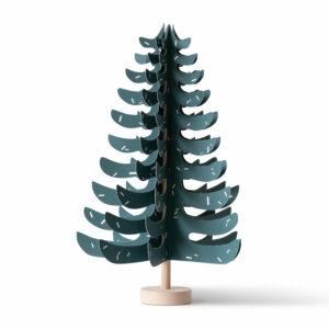 Jurianne Matter FIR tree donkergroen Villa Madelief