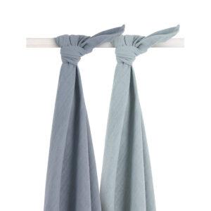 Bamboe doek grijs