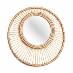 Spiegel bamboe