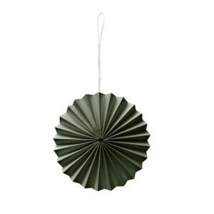 Decoratiehanger groen