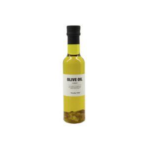 Olijfolie met knoflook